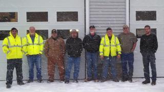 Highway Department Crew